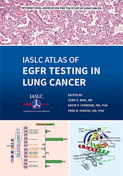 Atlas of EGFR Testing in Lung Cancer Cover