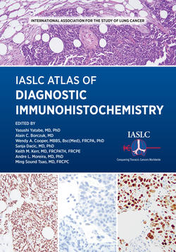 Atlas of Diagnostic Immunohistochemistry Cover